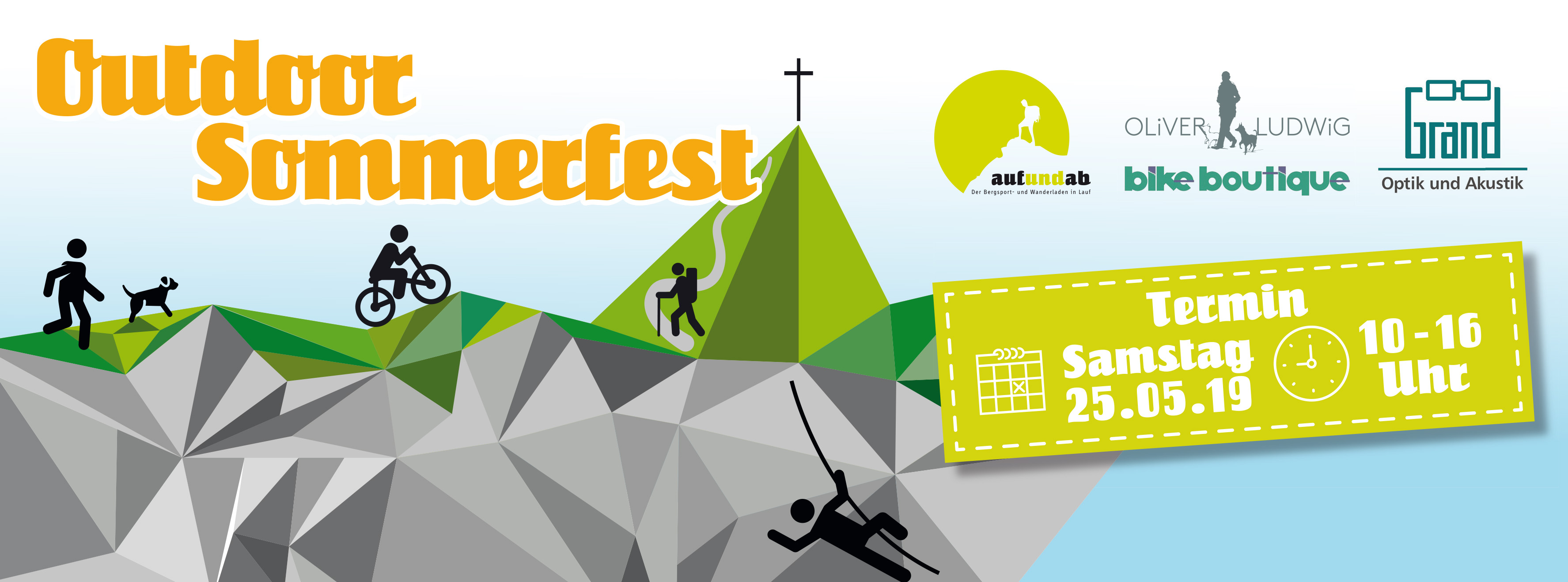Outdoor Sommerfest 2019